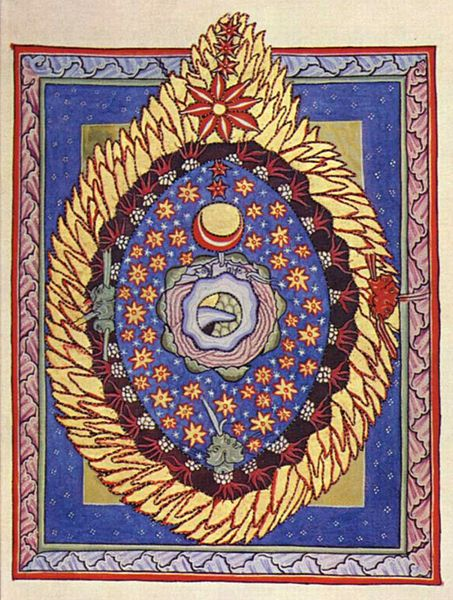 Hildegard's Vision of the Cosmos - Illumination